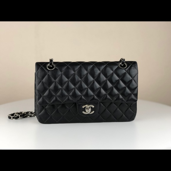 a718744fafe3 CHANEL Handbags - Authentic Chanel Timeless Classic Flap